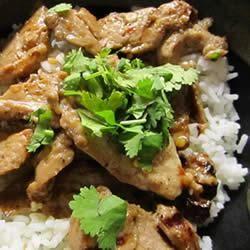 Thai-Style Grilled Pork Tenderloin Trusted Brands