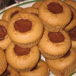 Peanut Butter Cup Cupcakes bakingaddict