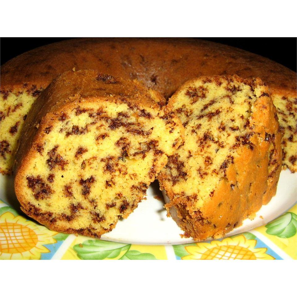 Grandmother's Pound Cake I
