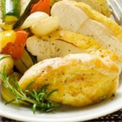 Marinated Chicken with Maille® Dijon Originale Mustard