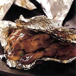 Foil-Baked Chicken
