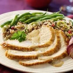 turkey a la maille