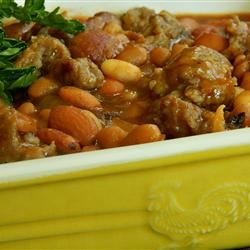 Aunt Ro's Baked Beans