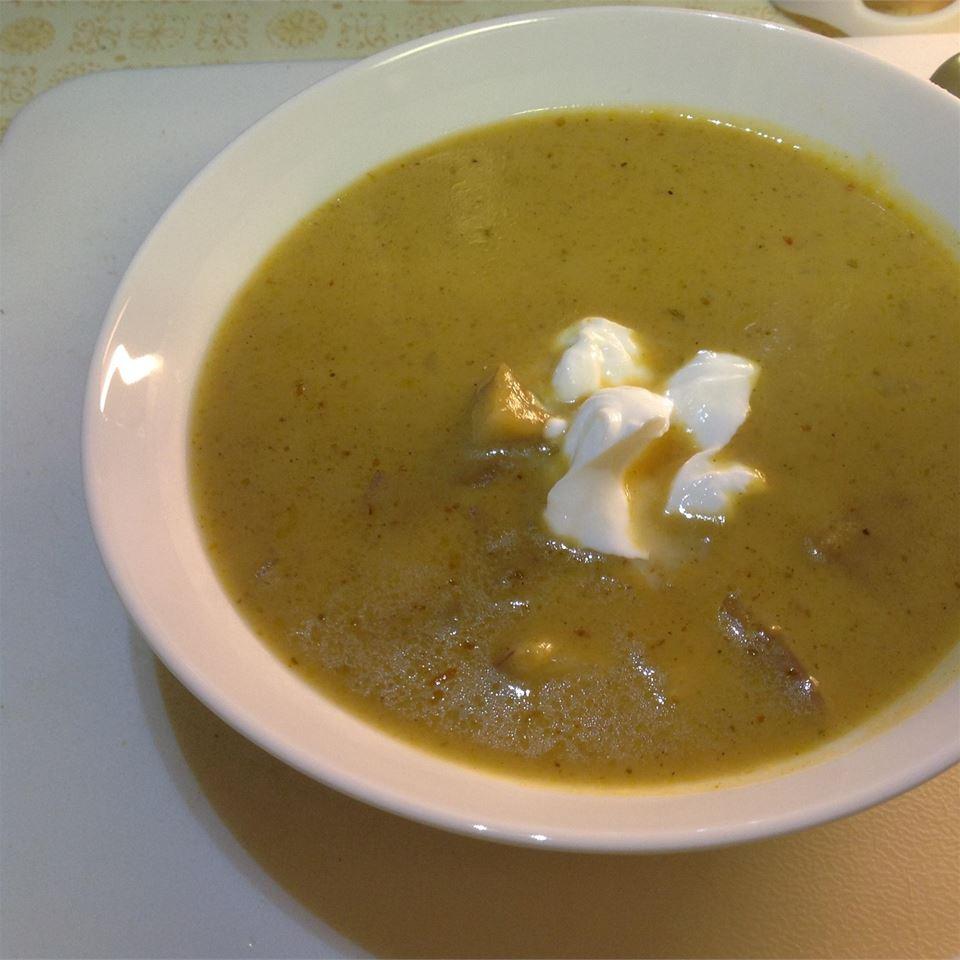 Slimmers Pumpkin Soup BigShotsMom