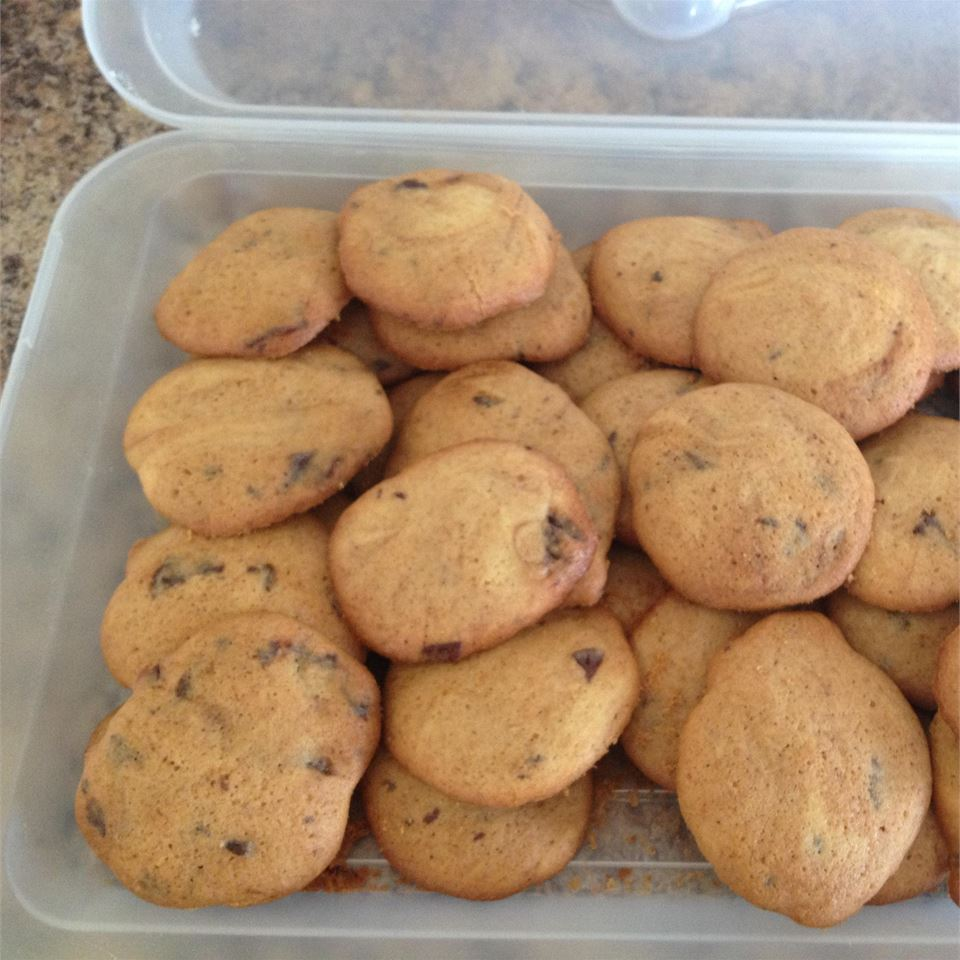 Chocolate Chip Cookies Without Chocolate Chips Jay