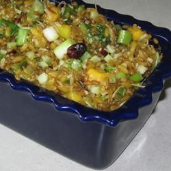 Curried Quinoa Salad with Mango Chef4Six