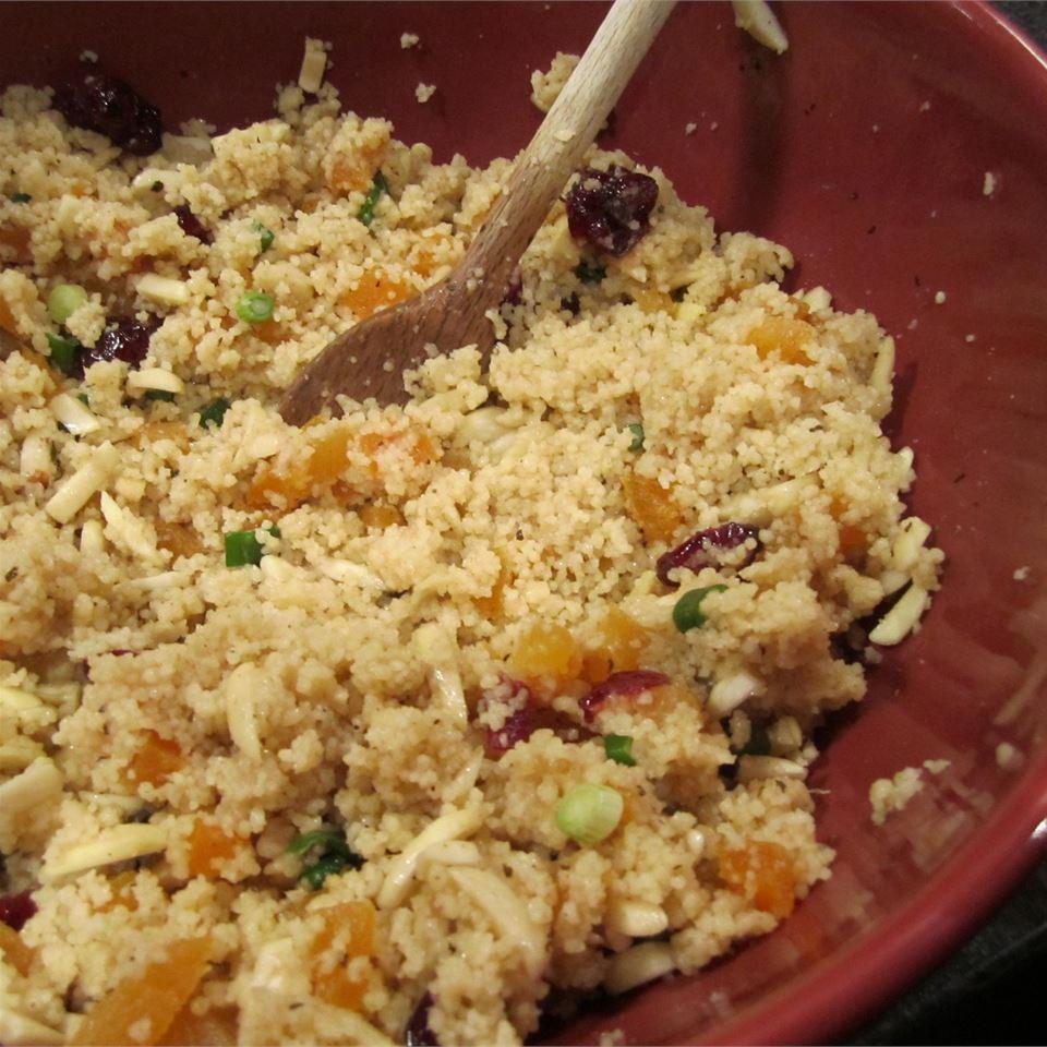 Fruity Couscous Salad JHP