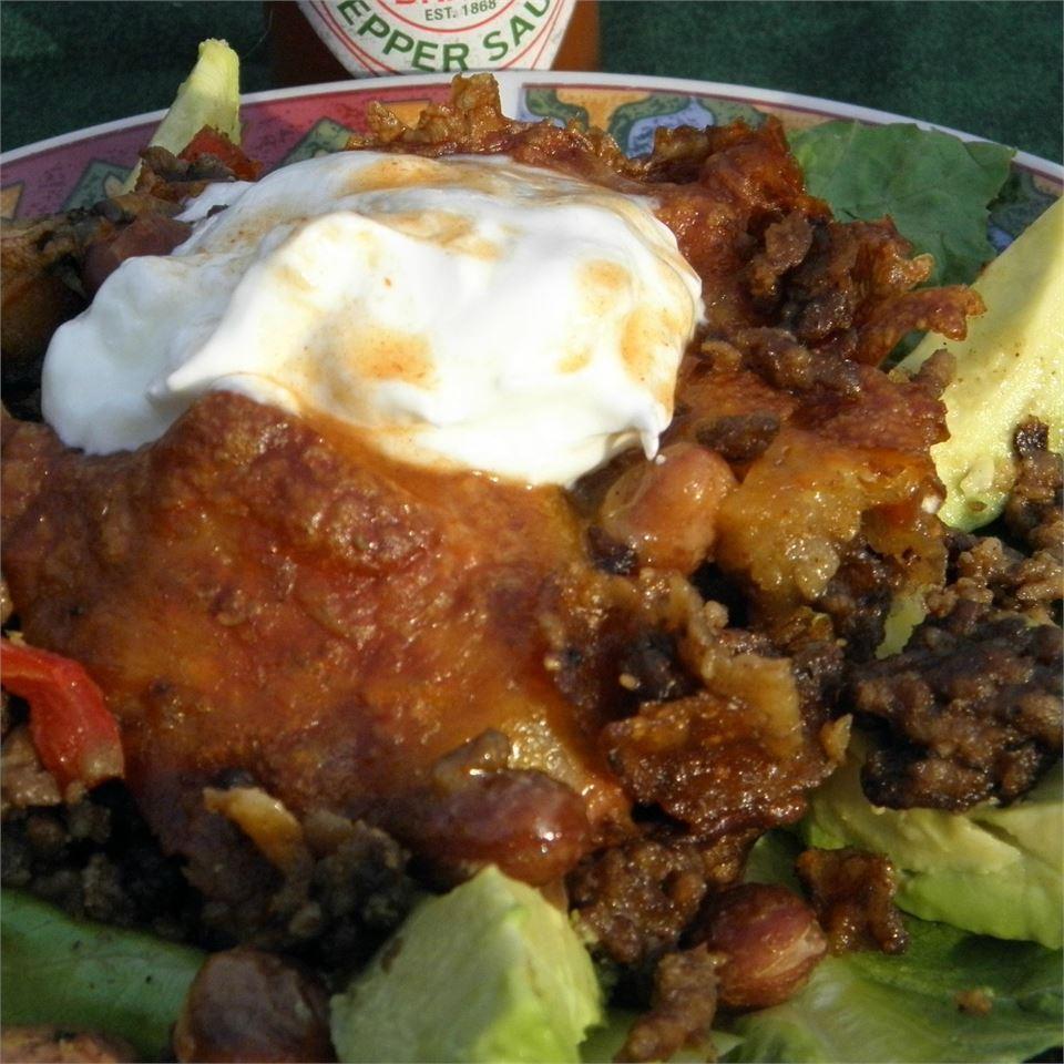Manda's Taco Casserole