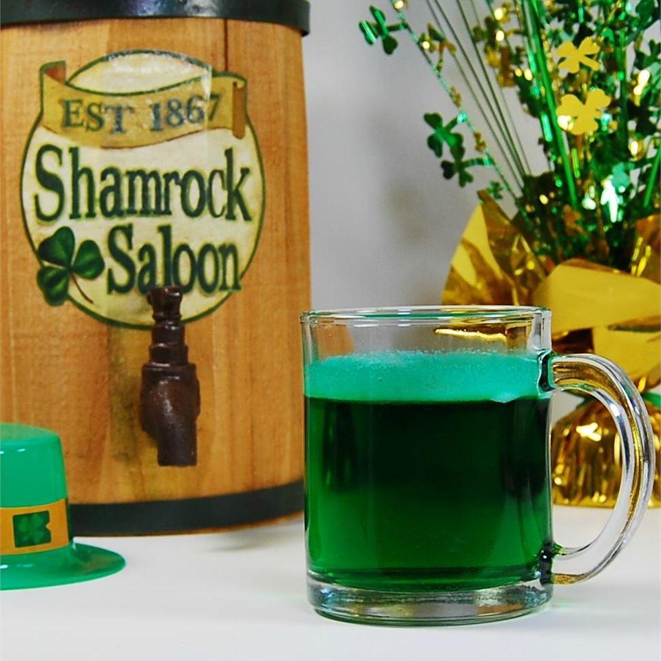 Green Beer bd.weld