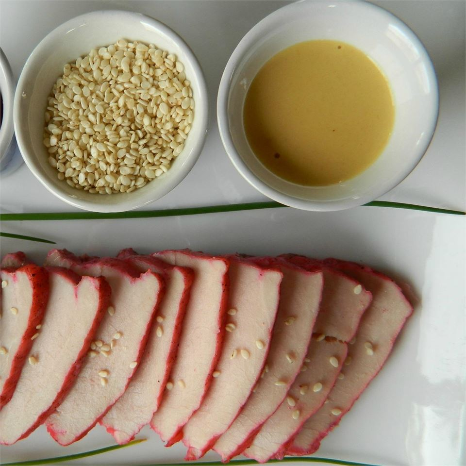 Chinese Restaurant Style Hot Mustard