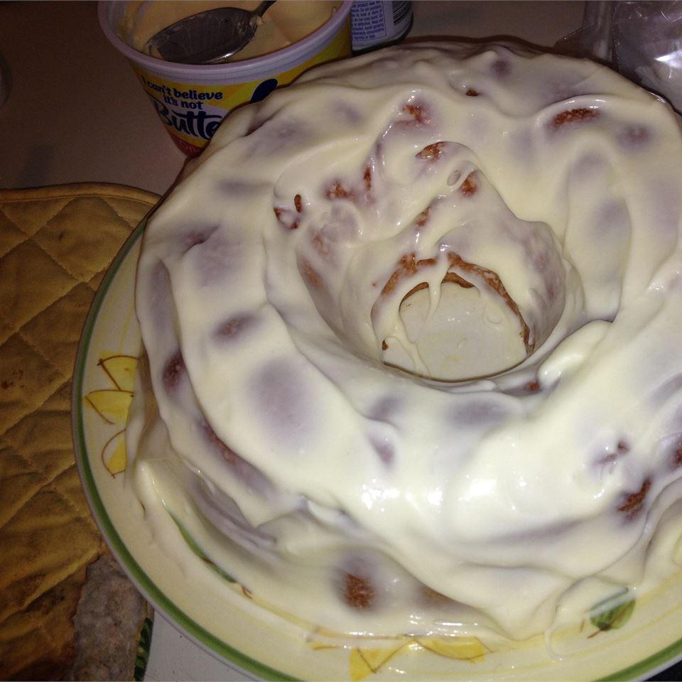 Daffodil Cake Loo Loo