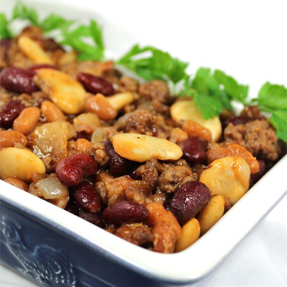 Calico Bean Casserole