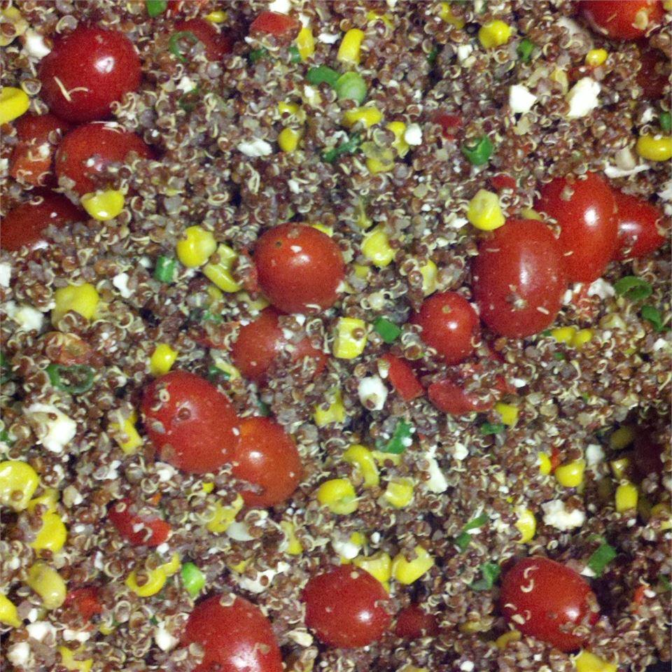 Quinoa with Veggies Laura Perkins