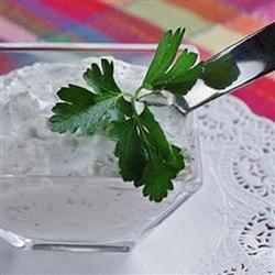 Creamy Horseradish Garlic Spread