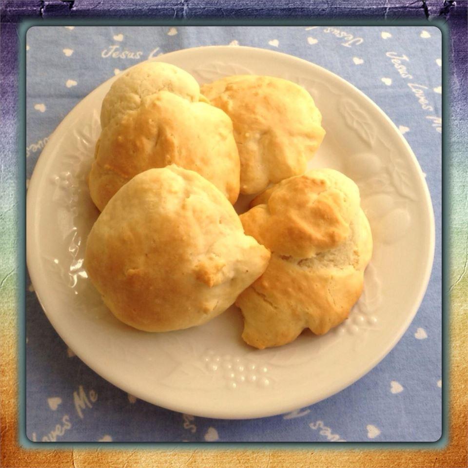 Baking Powder Biscuits I ONESHOTCHICK