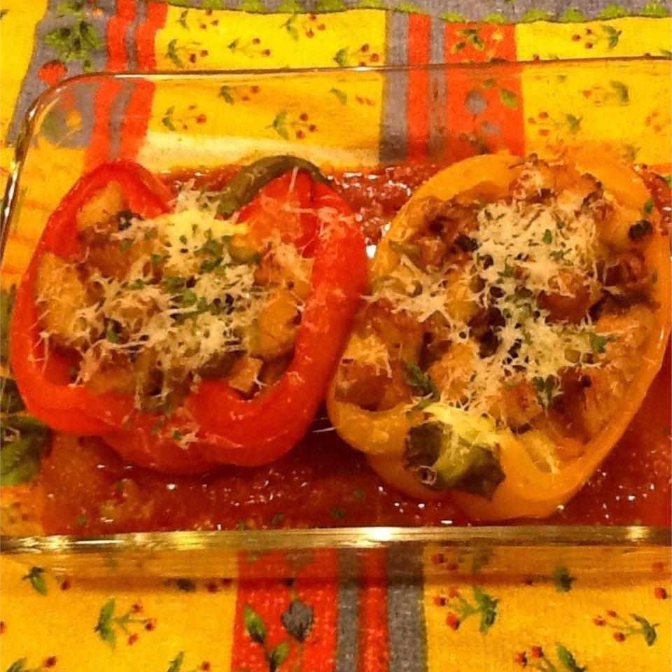 Stuffed Peppers Italian Style AZ93