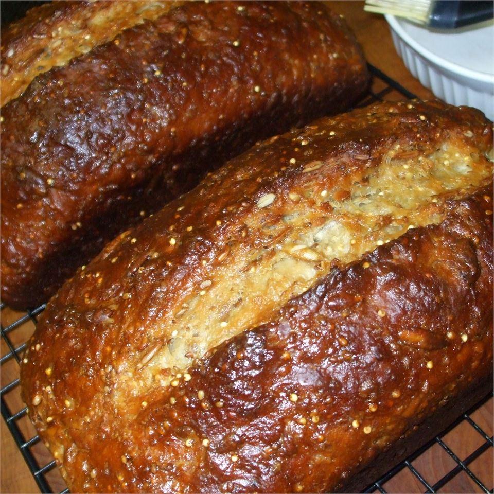 Bruce's Honey Sesame Bread