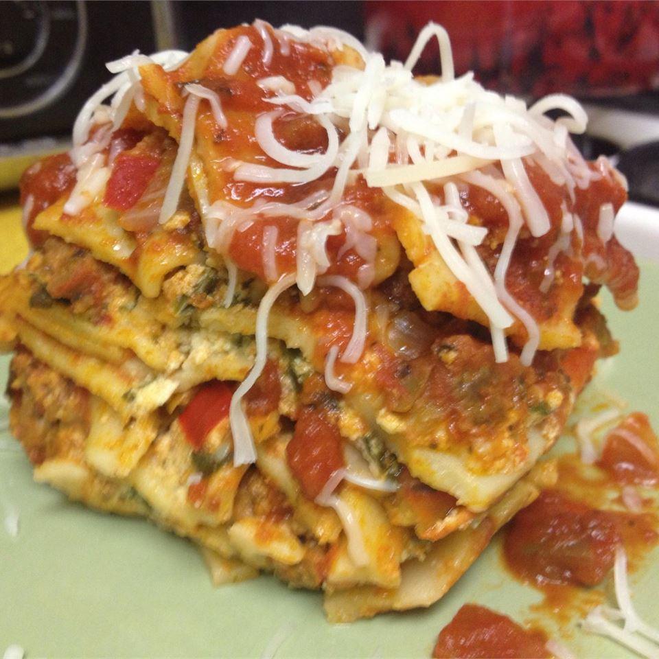 Johnsonville® Italian Sausage Lasagna