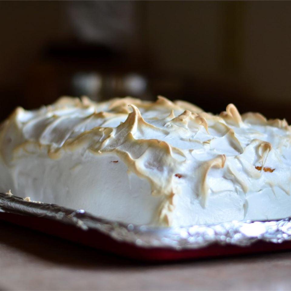 Lemon Meringue Cake Mrs. Torres