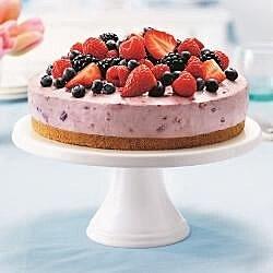 berry bliss cheesecake recipe