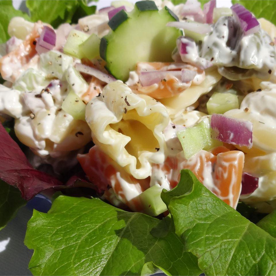 Springtime Pasta Salad Shearone