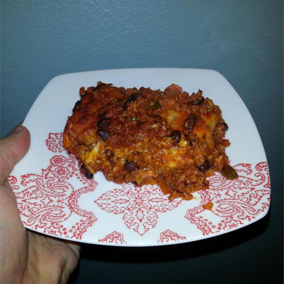 Vegan Mexican Casserole