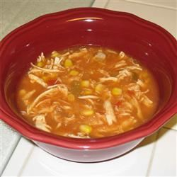 Chicken Tortilla Soup V Cola