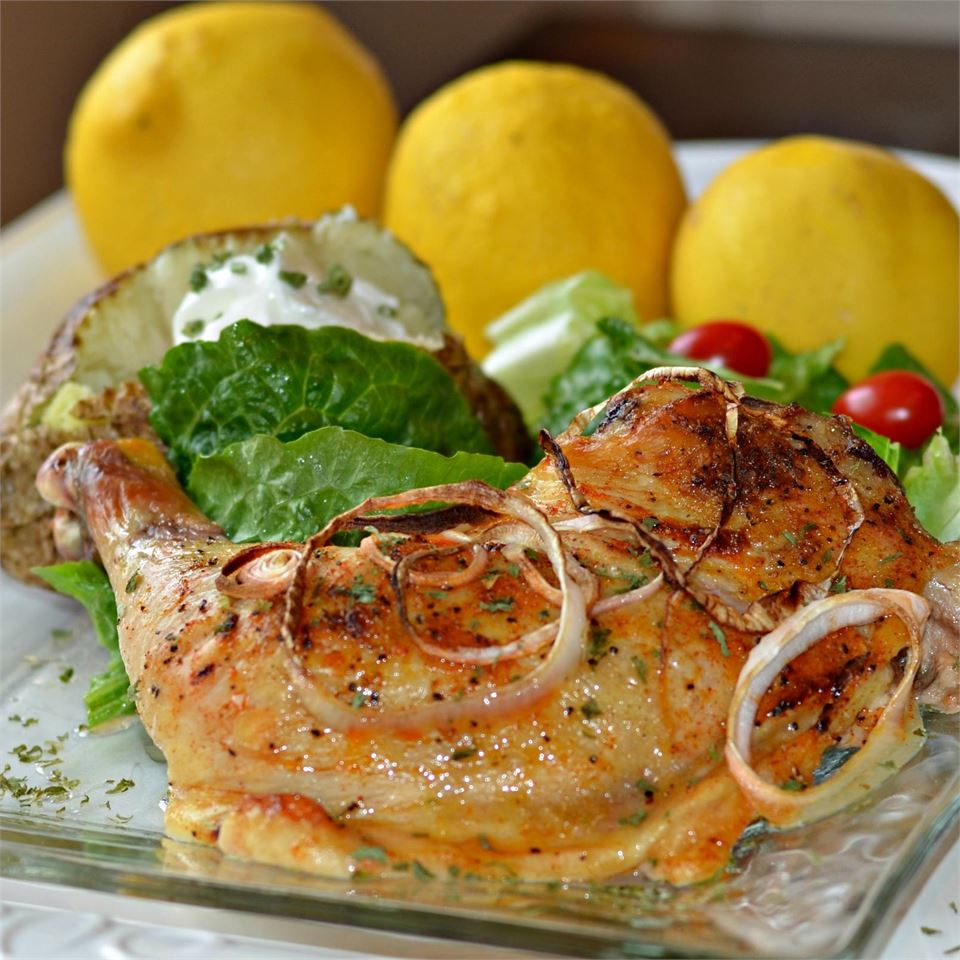Lemon Chicken I