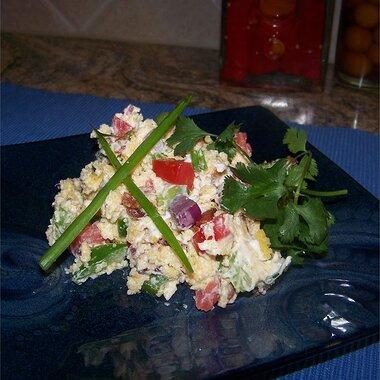 cornbread salad ii recipe