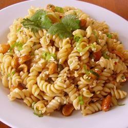 Norris' Sesame Pasta Salad Christina