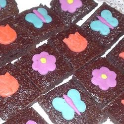 Lower Fat Fudge Brownies numy