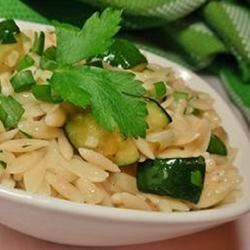 Zucchini Orzo naples34102