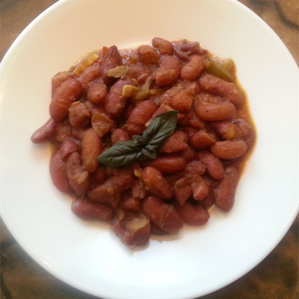 Slow-Carb Red Beans