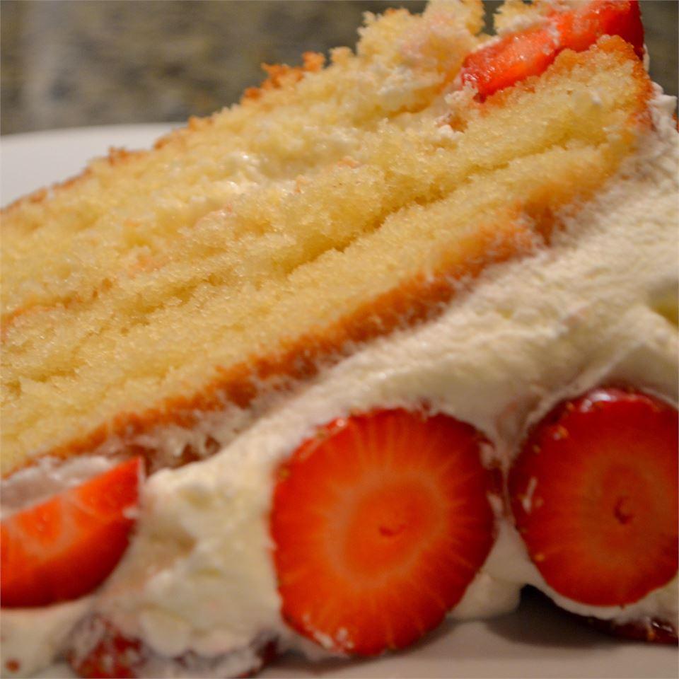 Simple White Cake