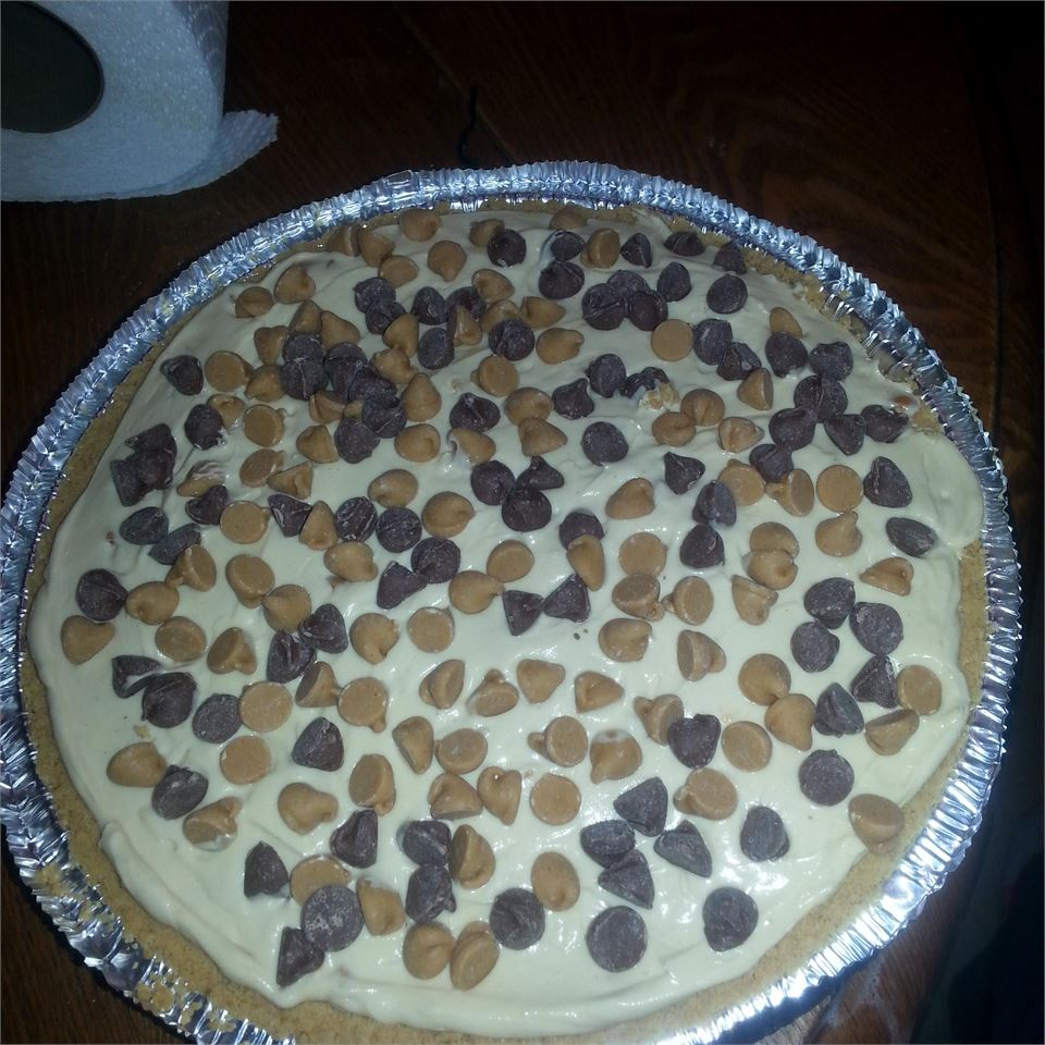 Peanut Butter Cream Pie Danielle Smith