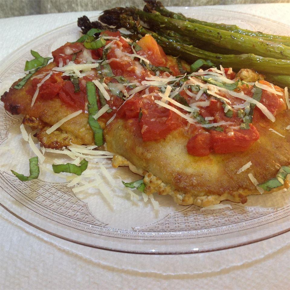 Tomato Veal Scallopini BigShotsMom