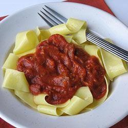 Hearty Pasta Sauce--Ragu Style
