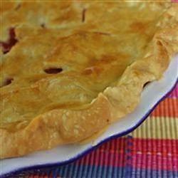 Perfect Pie Crust II Kira Hultsman
