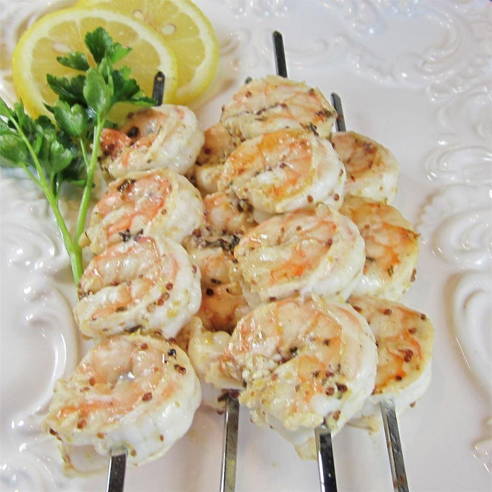Basil Shrimp Deb C