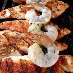 Ron's Grilled Shrimp GodivaGirl