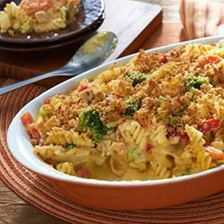 Easy Mac and Cheese Veggie Chicken Casserole from Country Crock® Allrecipes Trusted Brands
