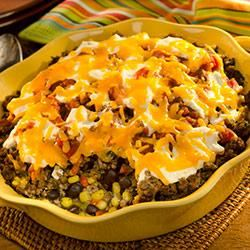 Mexican Beef and Corn Casserole from Country Crock®