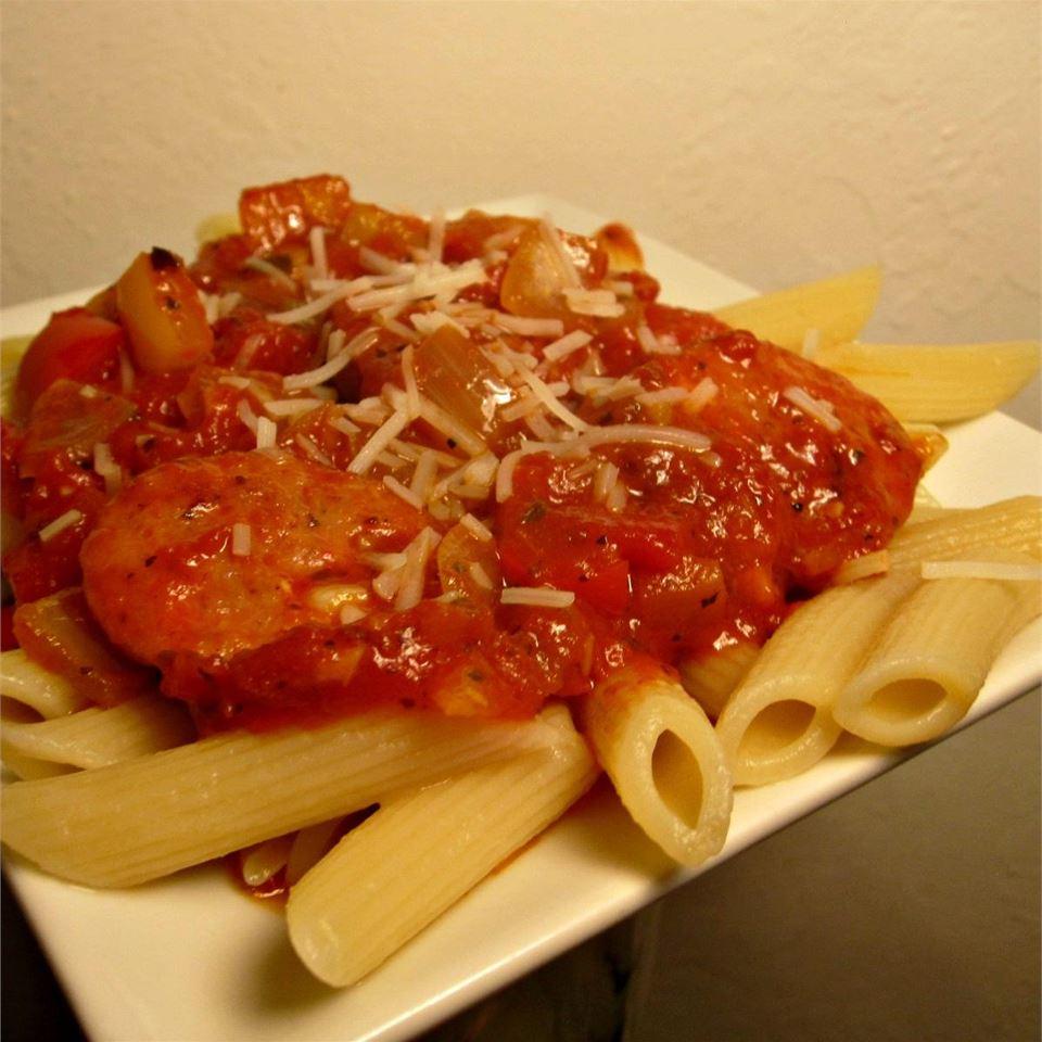 Johnsonville Italian Sausage Rigatoni *~Lissa~*