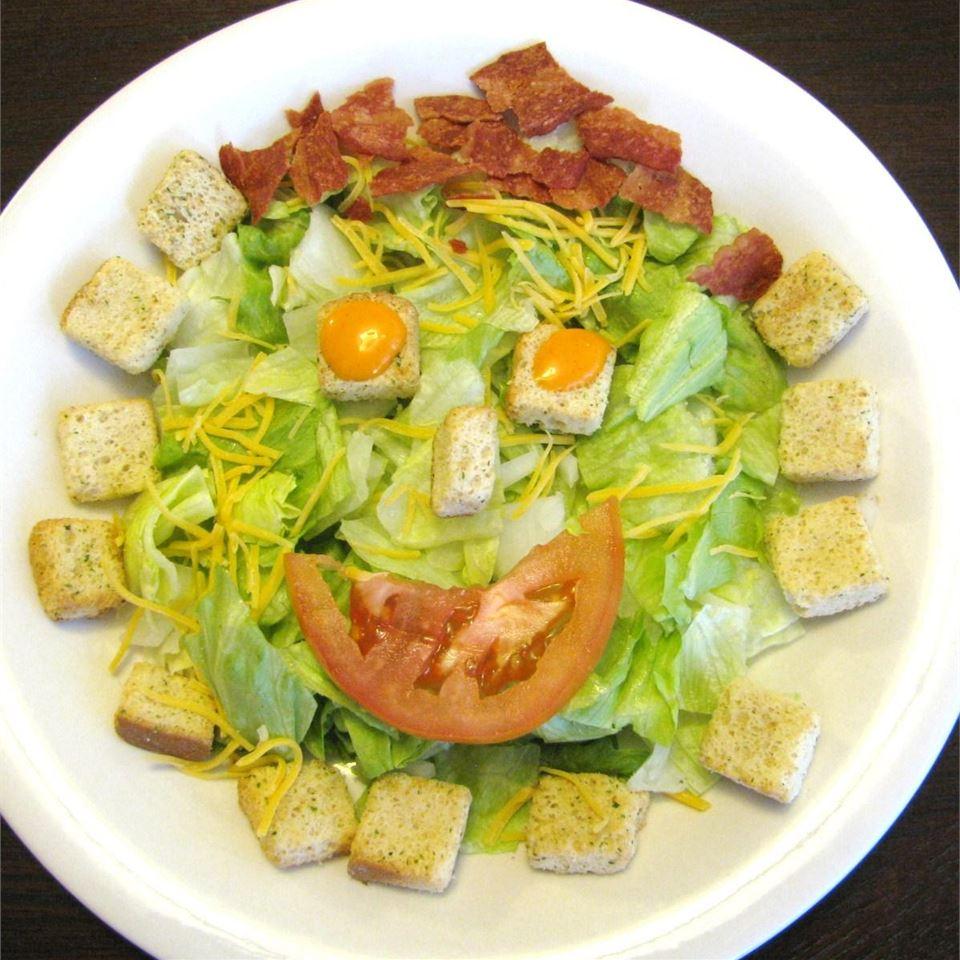 Smiley Salad Sugarplum