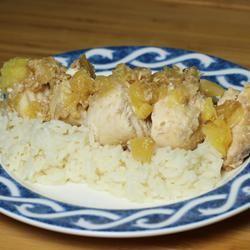 Baked Aloha Chicken Paula