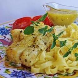 Ladolemono - Lemon Oil Sauce for Fish or Chicken