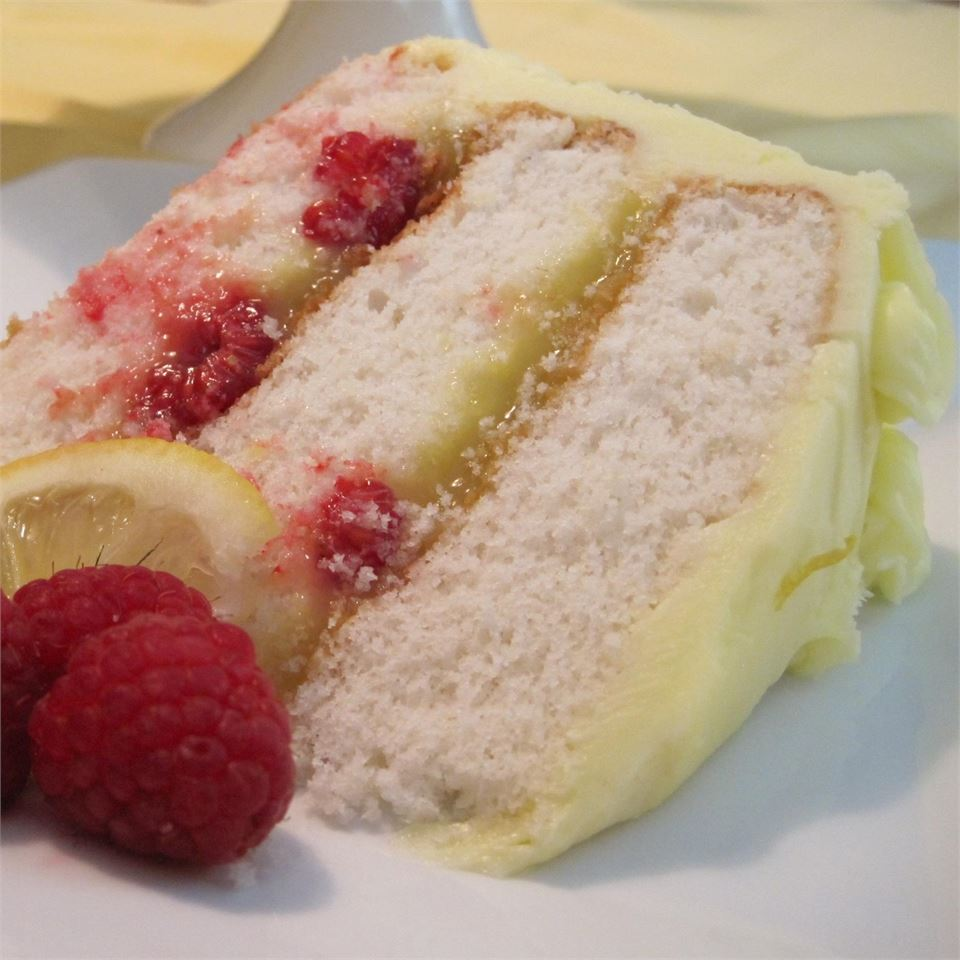 Lemon Layer Cake LYNNINMA