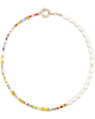 Lucky Freshwater Pearl Necklace at Nordstrom - petit moments