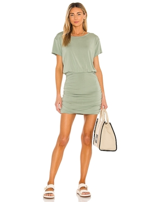 L*SPACE Balboa Dress in Olive. - size XS (also in L, S)