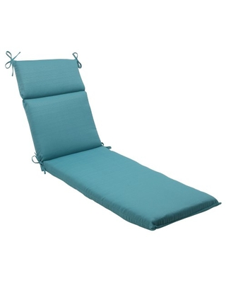 Outdoor Indoor Forsyth Pool Chaise Lounge Cushion 1 Count - pillow perfect
